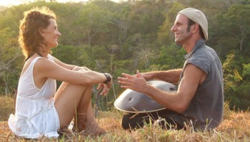 Dagmar Spremberg Yoga_The Gaudan Project_Hang Music